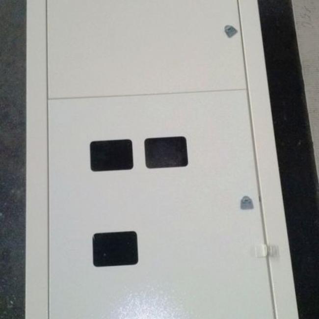 Щит этажный 2 дверцы