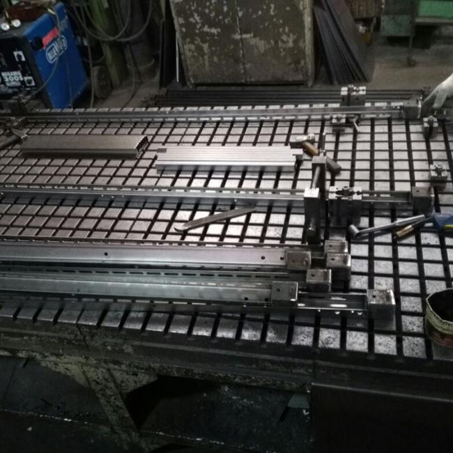 Приобретемсварочную плиту